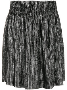 мини-юбка с отделкой металлик  Isabel Marant