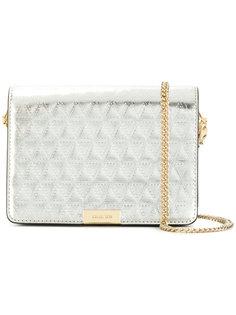 сумка Jade с зеркальным эффектом Michael Michael Kors