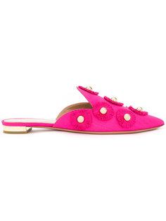 туфли на плоской подошве Sunflower  Aquazzura