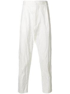 брюки с завышенной талией Ann Demeulemeester