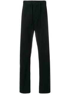 брюки с поясом на завязках Ann Demeulemeester