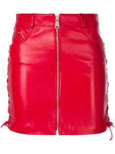 short zipped skirt Manokhi
