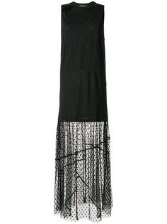 платье с панельным дизайном McQ Alexander McQueen