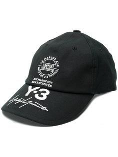кепка с логотипом  Y-3