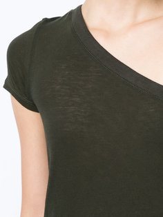 футболка на одно плечо Rta