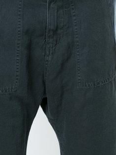 широкие укороченные брюки Nili Lotan