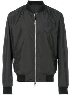 куртка-бомбер с логотипом Medusa Versace Collection