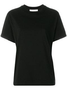 футболка с боковой молнией Golden Goose Deluxe Brand