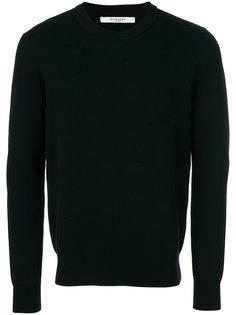 классический приталенный свитер  Givenchy