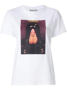 футболка с фотографией Fiorucci