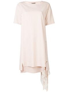 платье шифт на молнии Twin-Set