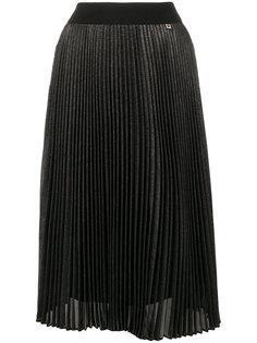 плиссированная юбка с завышенной талией Twin-Set