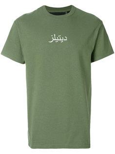 футболка 4X4 Blood Brother