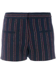 полосатые шорты  Carven