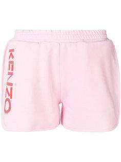 спортивные шорты с принтом логотипа Kenzo