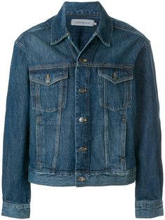 классическая джинсовая куртка Calvin Klein Jeans