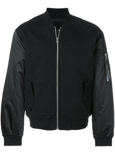 куртка-бомбер с панельным дизайном Calvin Klein Jeans