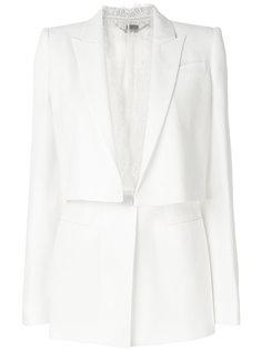 кружевной пиджак Sarabande  Alexander McQueen