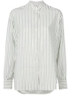 рубашка в полоску Victoria Beckham
