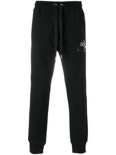 классические спортивные брюки Dolce & Gabbana