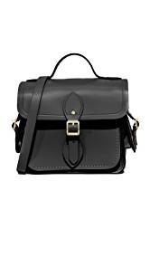 Cambridge Satchel Side Pocket Traveller Bag