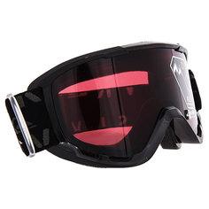 Маска для сноуборда Quiksilver Sherpa Red/Black