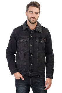 Куртка джинсовая Billabong Barlow Trucker Salty Vinta