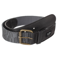 Ремень Dickies Globe Preston Belt Black Rain