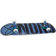 Скейтборд в сборе Nord Logo Blue/Black