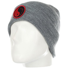 Шапка Capita Balance Beanie Heather Gray