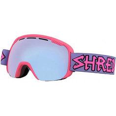 Маска для сноуборда Shred Smartefy Air Pink Frozen