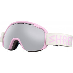 Маска для сноуборда Shred Smartefy Gum Drops Platinum Baby Pink