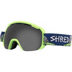 Маска для сноуборда Shred Smartefy Stealth Neon Green