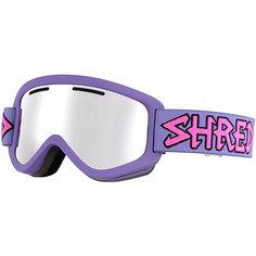 Маска для сноуборда Shred Wonderfy Air Purple