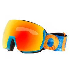Маска для сноуборда OUT OF Earth Blue/Orange