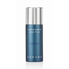 AZZARO Дезодорант-спрей Chrome United 150 мл