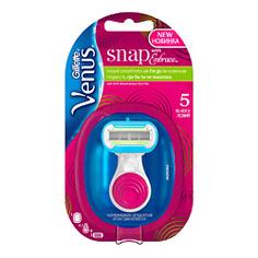 GILLETTE Компактная бритва с 1 сменной кассетой Venus Snap Embrace 1 шт.