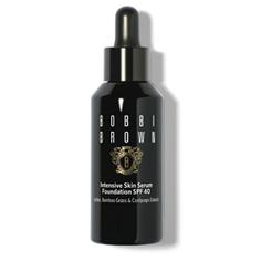BOBBI BROWN Ухаживающее тональное средство Intensive Skin Serum Foundation SPF 40 Natural