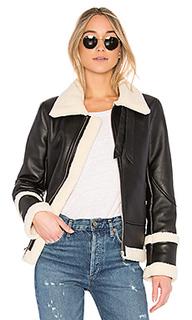 Куртка-косуха из экокожи moto - EAVES