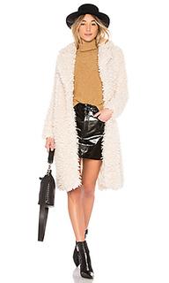 Пальто из искусственного меха madison - EAVES