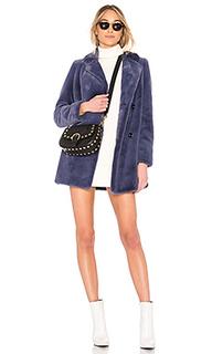 Пальто из искусственного меха mia - EAVES