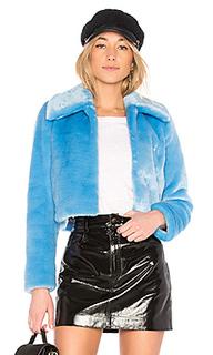 Пальто из искусственного меха dylan - EAVES