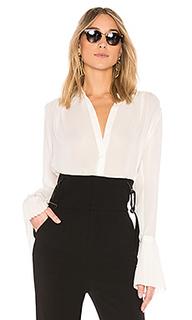 Рубашка на пуговицах pin tucked - FRAME