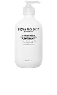 Шампунь detox - Grown Alchemist