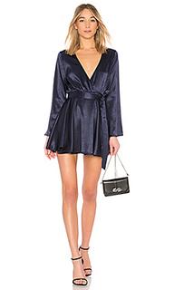 Платье с запахом wrap - LAcademie