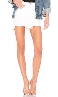 Белая джинсовая юбка elijah - Lovers + Friends