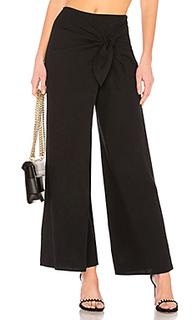 Льняные брюки 703 - LPA