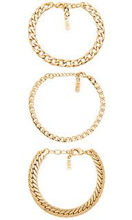 Браслет tre catena - Natalie B Jewelry