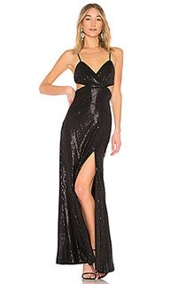 Вечернее платье с пайетками denisa - X by NBD
