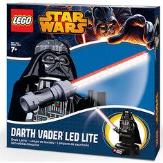 Настольная лампа Дарт Вейдер, LEGO Детское время